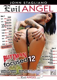 Buttman Focused 12
