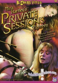 Nina Hartley's Private Sessions 18 video