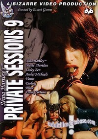 Nina Hartley's Private Sessions 9 video