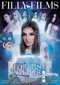 Darcie Dolce the Lesbian Fortune Teller video