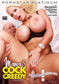 Mama's Cock Greedy 7 video