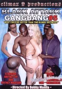 Black attack gang bang mary