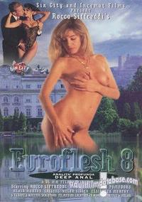 Euroflesh 8 - Deep Anal box cover