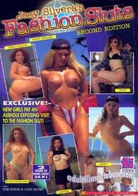Joey Silvera's Fashion Sluts 2 box cover