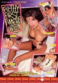 Filthy First Timers 5 box cover