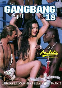 Gangbang Girl 18 box cover