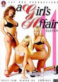 Girl's Affair 11 box cover