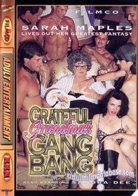 Grateful Grandma's Gang Bang video