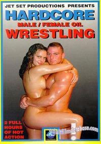 Hardcore Mixed Oil Wrestling