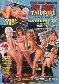 Hot Bods and Tail Pipe 12 box cover