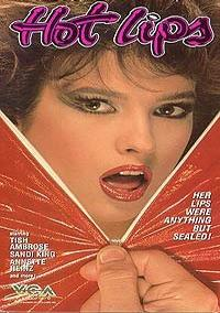Hot Lips box cover