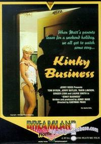 Kinky Business box cover