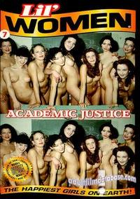 Lil' Women 7 - Academic Justice box cover