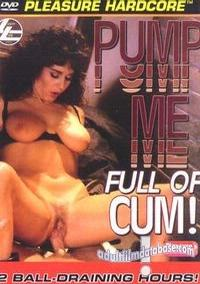 Lusty Life 7 - Pump me Full of Cum box cover