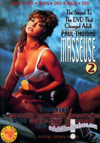 Masseuse 2 box cover