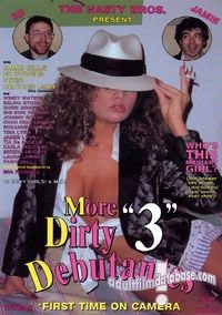 Dirty Debutantes 3 box cover