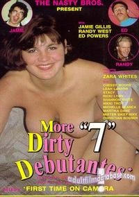 Dirty Debutantes 7 box cover