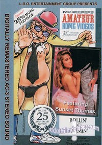 Mr. Peepers Amateur Home Videos 25 - Rollin' N' Reamin' box cover