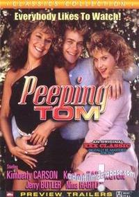 Peeping Tom box cover