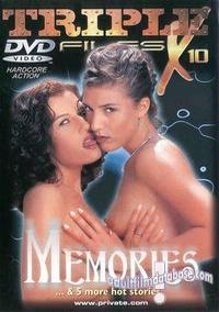 Triple X Files 10 - Memories box cover