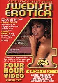 Swedish Erotica 2 box cover