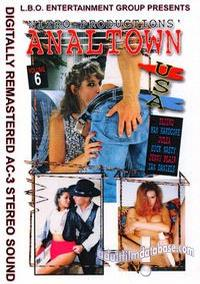 Analtown USA 6 box cover