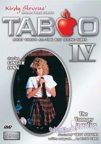 Taboo 4 - The Younger Generation box cover