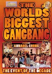 World's Biggest Gang Bang 1 - Annabel Chong box cover