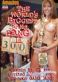 World's Biggest Gang Bang 2 - Jasmin St Claire box cover