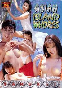 Asian Island Whores box cover