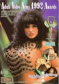 1992 AVN Awards box cover