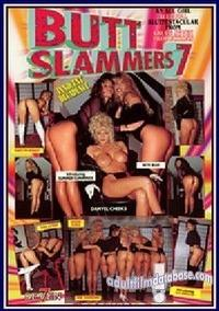 Buttslammers 7 - Innocent Decadence box cover