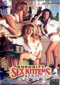 Sorority Sex Kittens 2 box cover