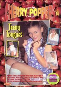 Lesbo teen cherry popper