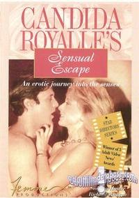 Candida Royalle's Sensual Escape video