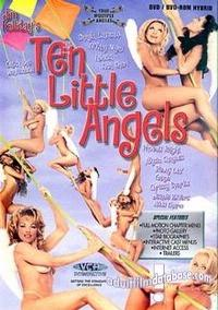 Ten Little Angels box cover
