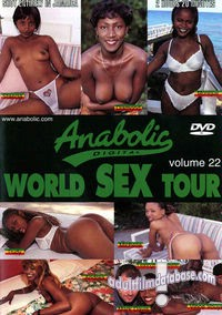 World Sex Tour 22 box cover