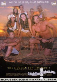 Morgan Sex Project 5 box cover