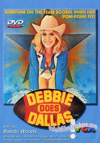 Debbie Does Dallas box cover