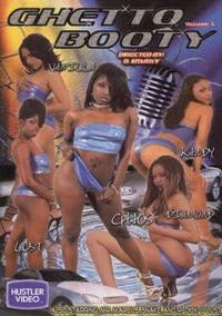Ghetto Booty 1 box cover