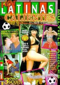 Hot Latinas Calientes 1 box cover