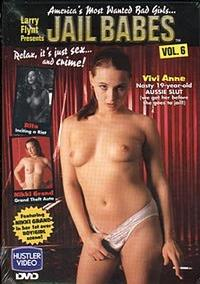 Jail Babes 6 box cover
