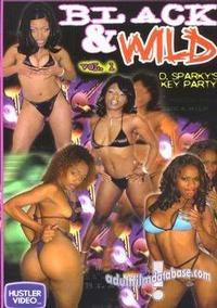 Black and Wild 1 box cover