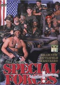 Special Forces box cover