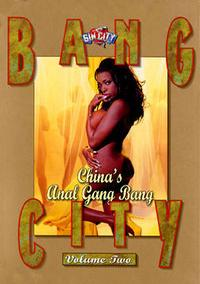 Bang City 2 - China's Anal Gang Bang box cover