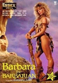 Barbara the Barbarian box cover