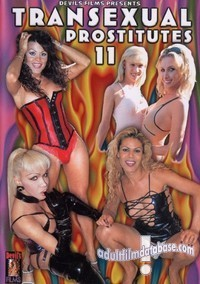 Transsexual Prostitutes 11 box cover
