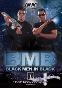 Black Men In Black