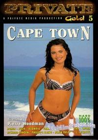 Private Gold 5 - Cape Town box cover