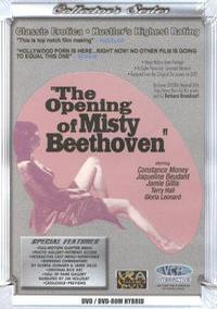 Opening of Misty Beethoven box cover